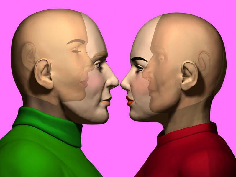 figuras representando a las personas emocionalmente inteligentes
