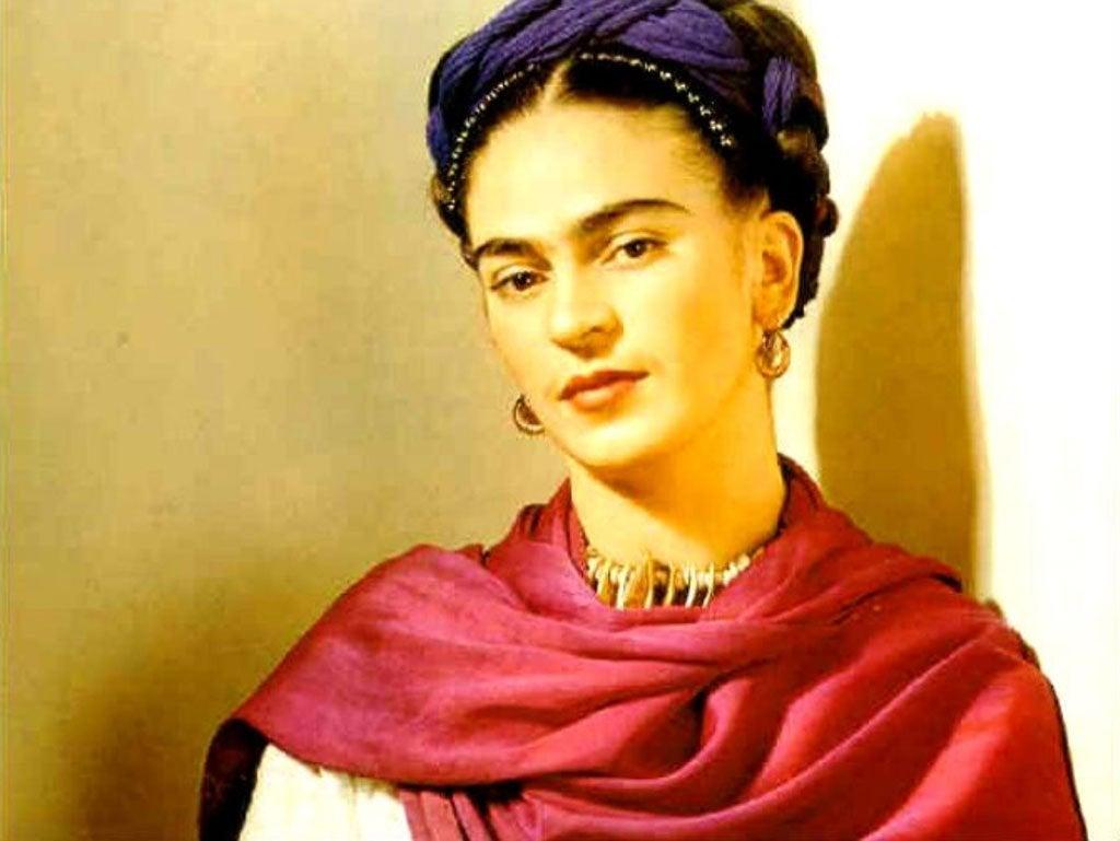 16 frases de la maravillosa Frida Kahlo