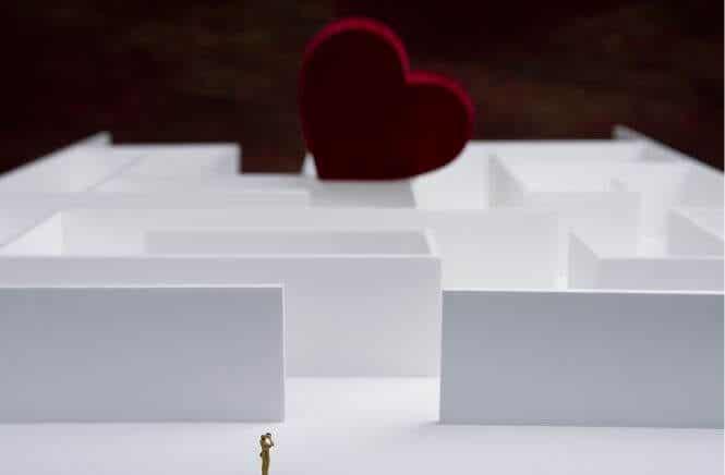 El laberinto del amor