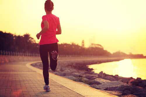 Deporte y depresión, curación emocional