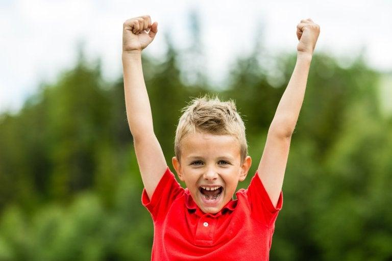 12 maneras de fomentar la autoestima infantil