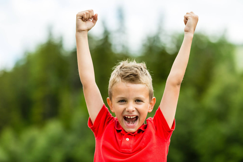 12 maneras de fomentar la autoestima infantil - La Mente es Maravillosa