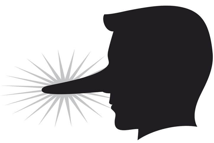 Las 10 mentiras más típicas de los hombres