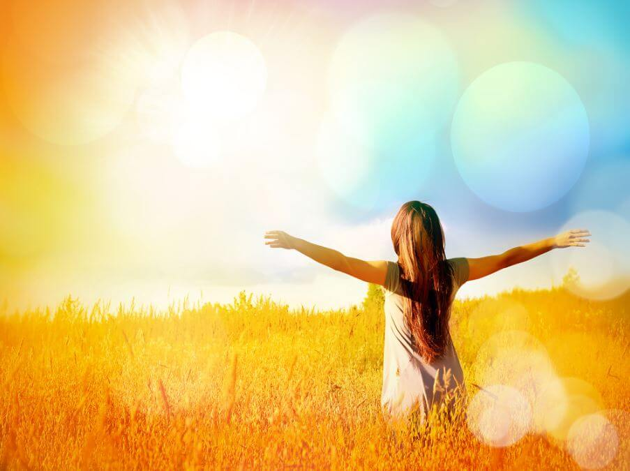 """Adiós a las preocupaciones. Practica el """"Carefree Life""""!"""