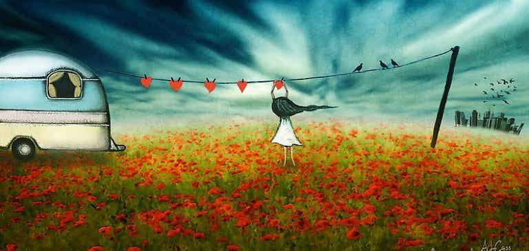 El amor nunca se malgasta, aunque no te lo devuelvan como mereces o deseas