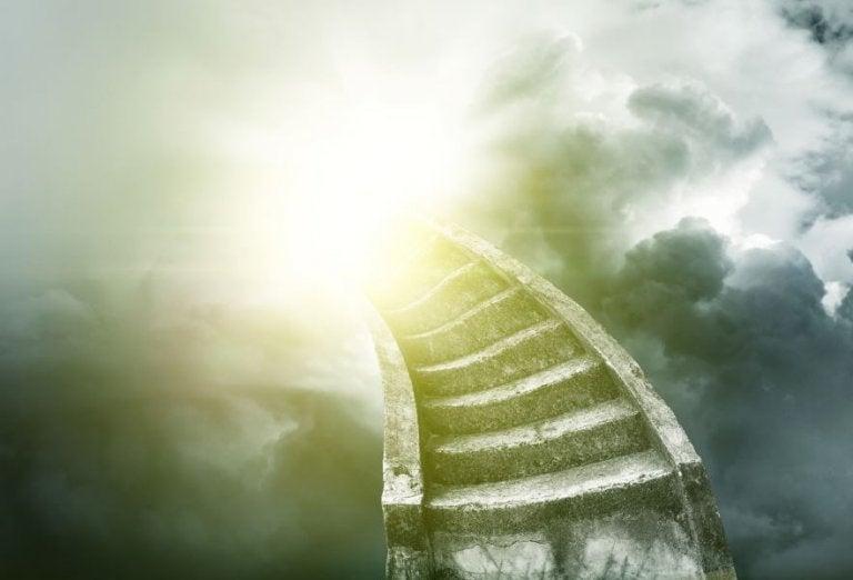 La escalera de mi vida