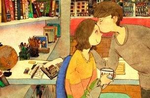 El amor está en los pequeños detalles