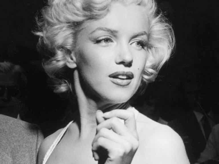 10 frases de Marilyn Monroe para reflexionar