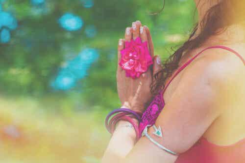 Namasté, el valor de la gratitud y el reconocimiento