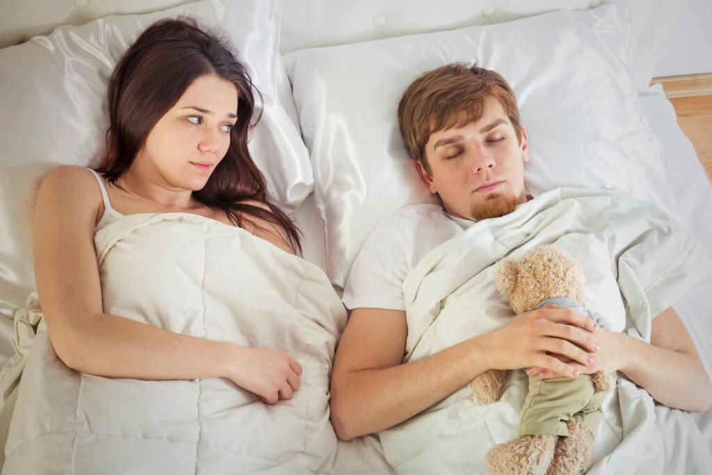 7 señales de inmadurez en nuestra pareja