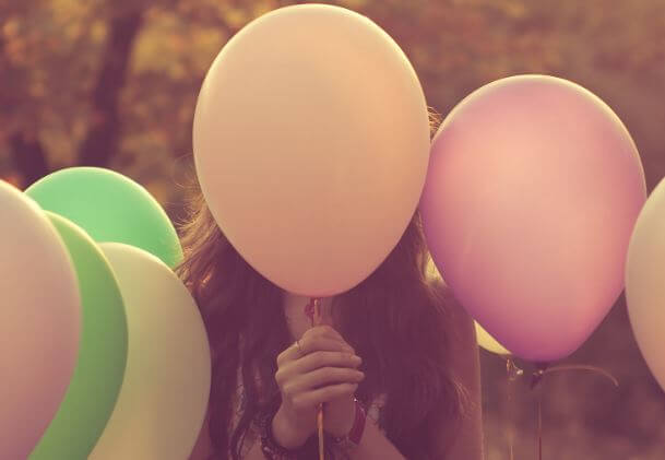 Somos un globo de emociones en un mundo de alfileres