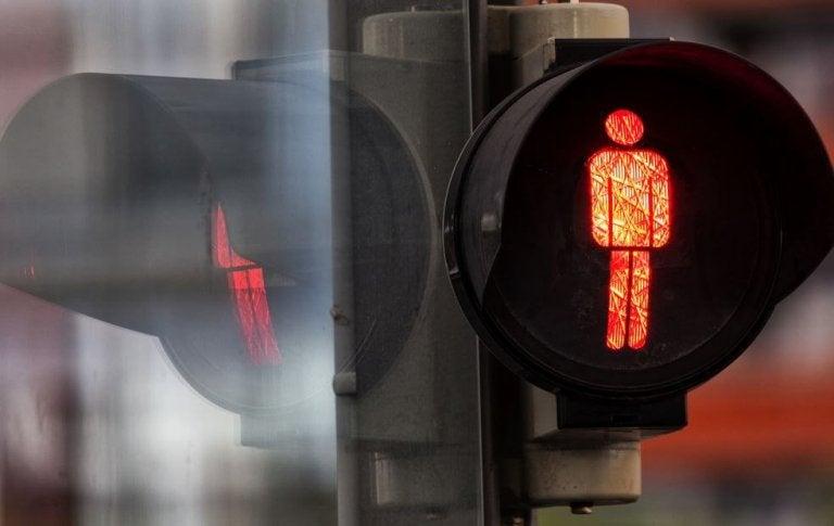 La luz roja de nuestro semáforo