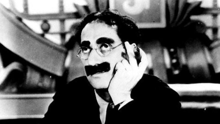 Las mejores frases de Groucho Marx