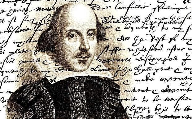 7 frases de W. Shakespeare para la historia