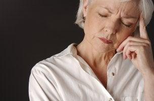 Síntomas psicológicos de la menopausia