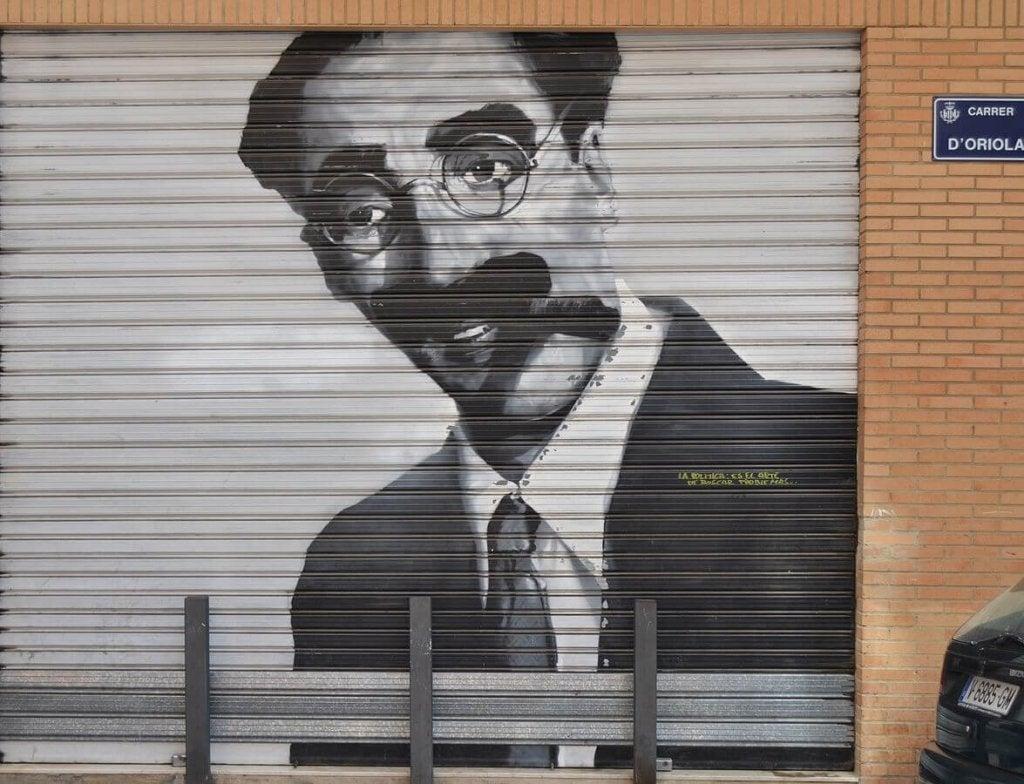 Groucho Marx y su hilarante sabiduría
