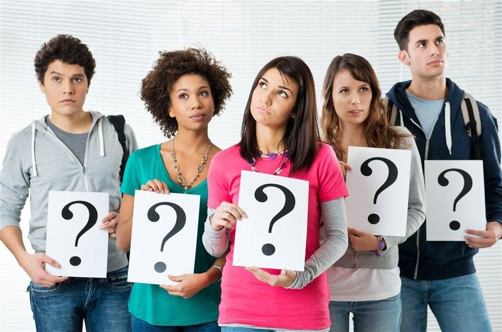 ¿Quién soy yo? La gran pregunta de la adolescencia