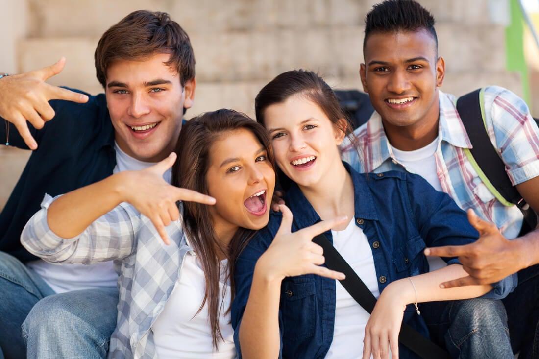 la adolescencia