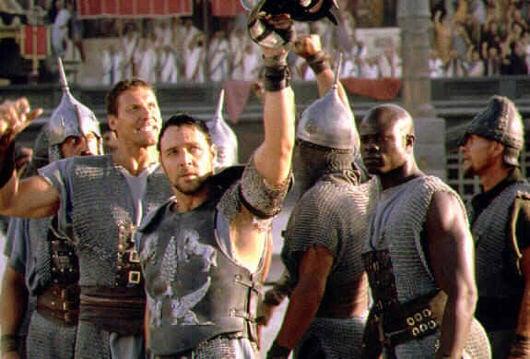 """5 lecciones de vida de """"Gladiator"""" Gladiator"""