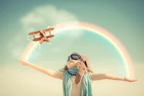 Los amigos imaginarios: creatividad y desarrollo emocional