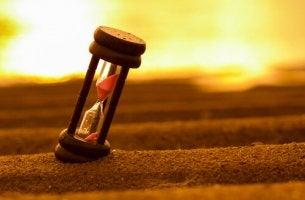 La ilusión del tiempo en nuestras vidas