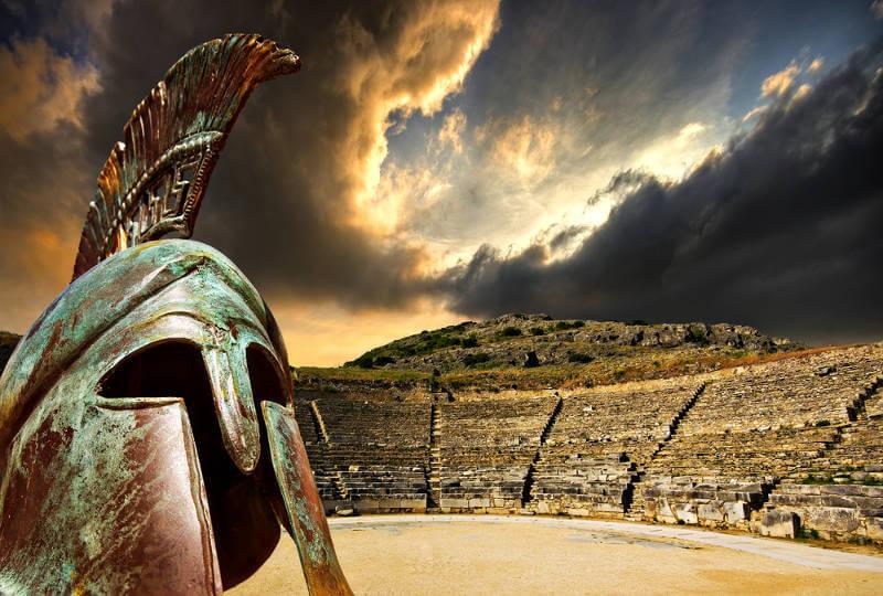 """5 lecciones de vida de """"Gladiator"""" Shutterstock_94337590"""