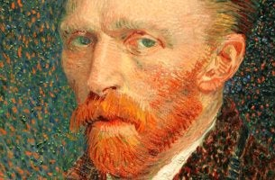 Vicent Van Gogh representando la neurosis