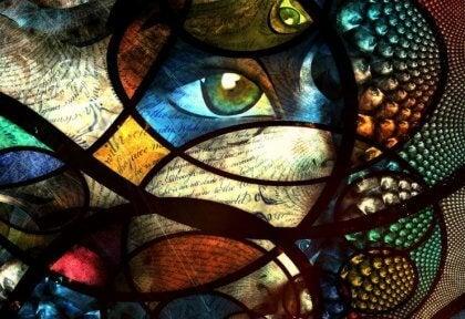 Vidrio colores