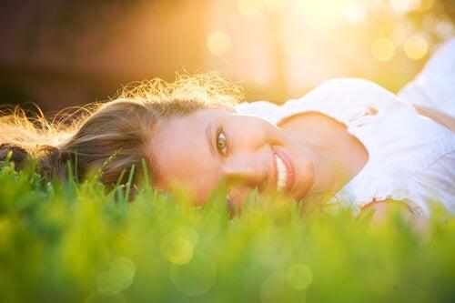Descubre el secreto para ser feliz