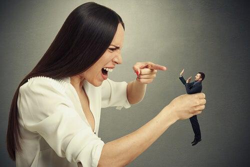 Los narcisistas no agradecen