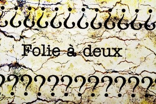 """Compartiendo el delirio, el trastorno """"Folie a deux"""""""