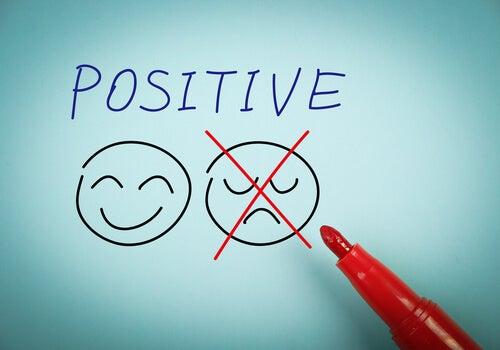 Centrarse en lo positivo para eliminar la angustia