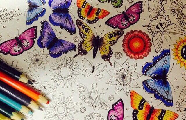 Colorear, un placer terapéutico