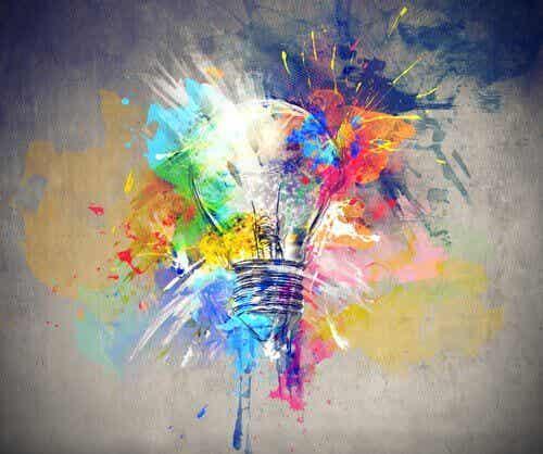 La creatividad depende de dónde vengas