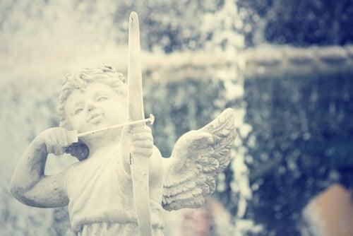 Cupido es el artista del amor