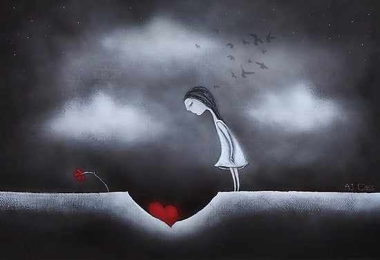No permitas que tus heridas te conviertan en alguien que no eres