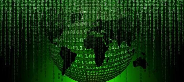Mundo representando la filosofía de Matrix