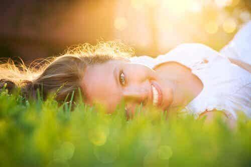 Descubre el secreto para ser más feliz