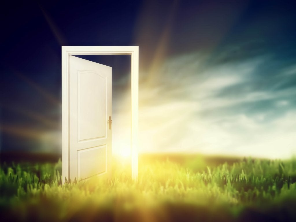 Cerrar puerta al pasado y abrirla a la oportunidad