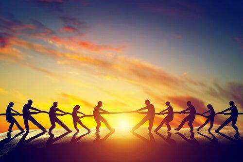 Competir o cooperar, ¿cuál eliges?