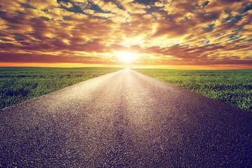 camino hacia nuestro destino