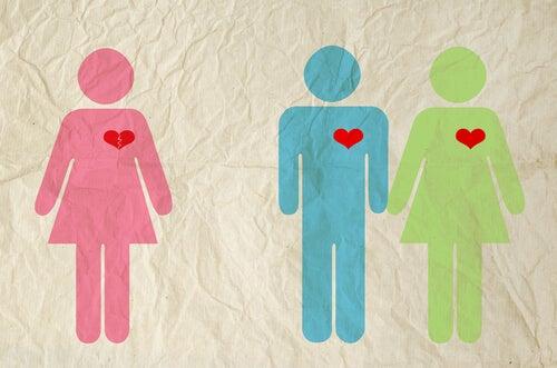 ¿Por qué no deberíamos hacer un mundo de una infidelidad?