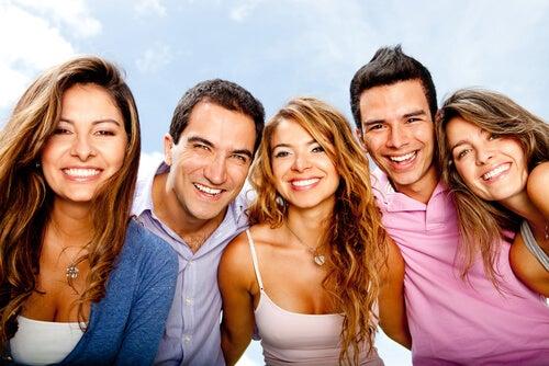 Tener amigos reduce el riesgo de depreison
