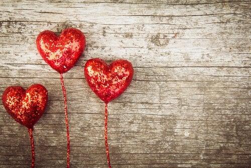 El triángulo del amor, según Sternberg