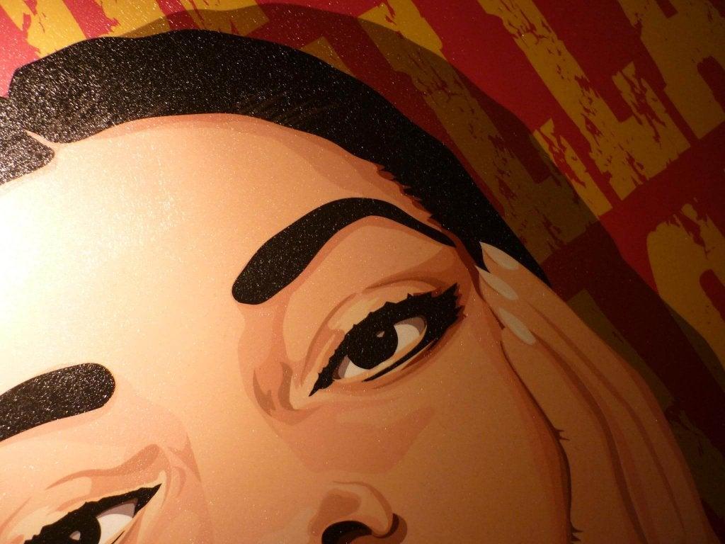 Cara de María Callas