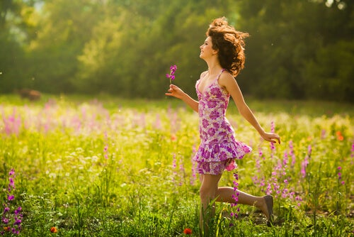 El camino más corto hacia la felicidad comienza con una sonrisa