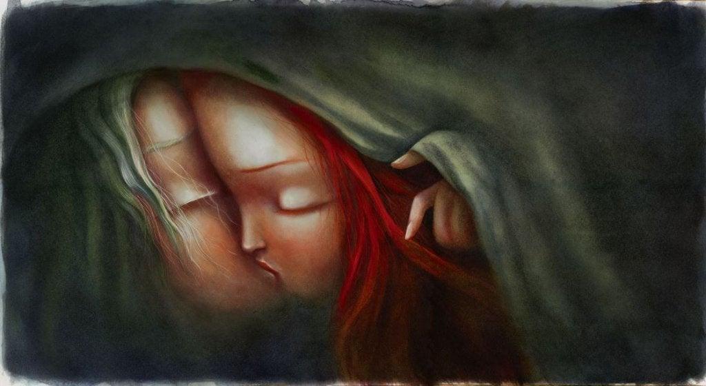 Lo importante del amor es que sea eterno mientras dure