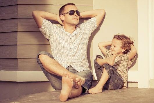 Dedicar tiempo a los hijos estimula su autoestima