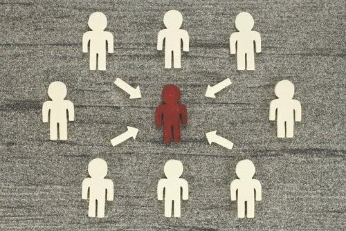 Influencia de los demás