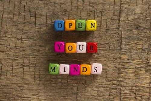 Mensaje abre tu mente